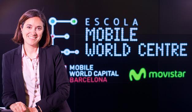 L'Escola Mobile World Centre: la tecnología, al alcance de todos