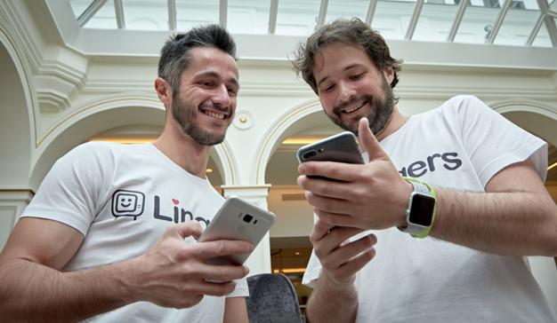 Nace Linggers, la app que conecta a seriéfilos