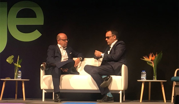 """""""La base de la revolución digital es la confianza en las marcas"""", R. Mejide"""