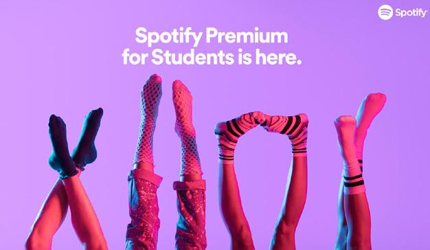 Spotify Premium para Estudiantes se estrena hoy en España