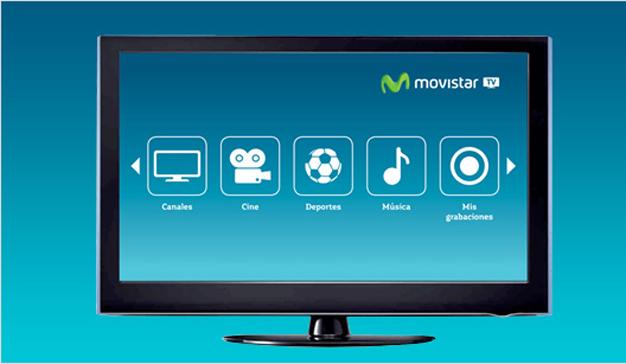 Los ingresos de Movistar TV igualan la suma del negocio total de Atresmedia y Mediaset