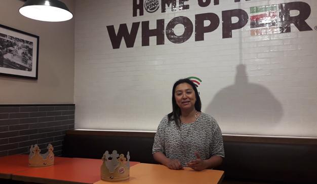 Creatividad, innovación y tecnología, los ingredientes del éxito de Burger King