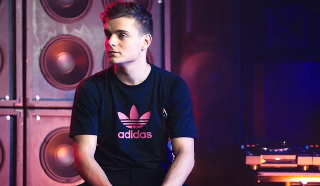 Foot Locker y Adidas Originals fichan a Martin Garrix para su nueva campaña