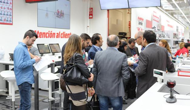 Mediamarkt inaugura su tienda más céntrica de Madrid
