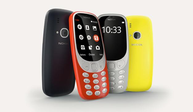 Ya puede hacerse con el nostálgico (y no tan indestructible) Nokia 3310