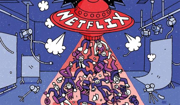 """Netflix, la historia de un """"enano"""" que descubrió el streaming y se convirtió en """"gigante"""""""