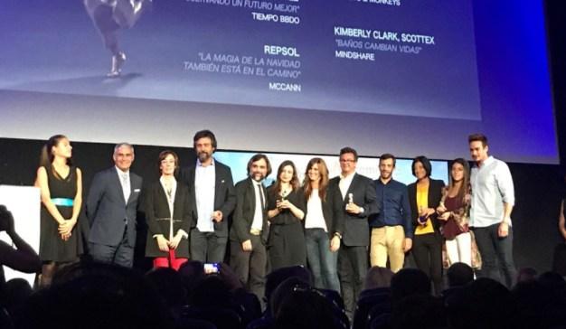Estos han sido los flamantes ganadores de los Premios AMPE 2017