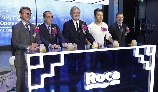 Roca inaugura Roca Beijing Gallery y sigue creciendo en China