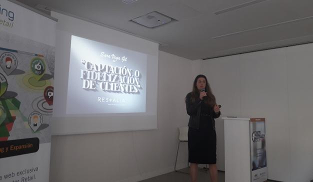 Retail Marketing Forum 2017: Sara Vega (Restalia)