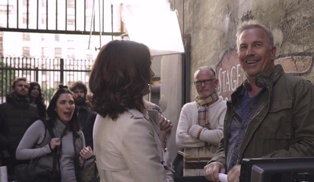 """Esta campaña francesa obliga a Kevin Costner a """"meter la tijera"""" en sus larguísimos filmes"""