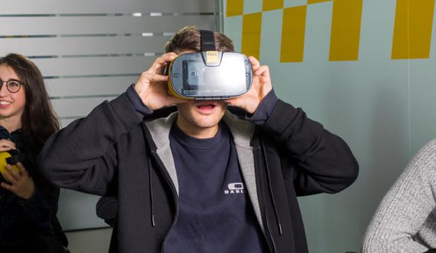 Realidad virtual como revolución del aprendizaje experiencial