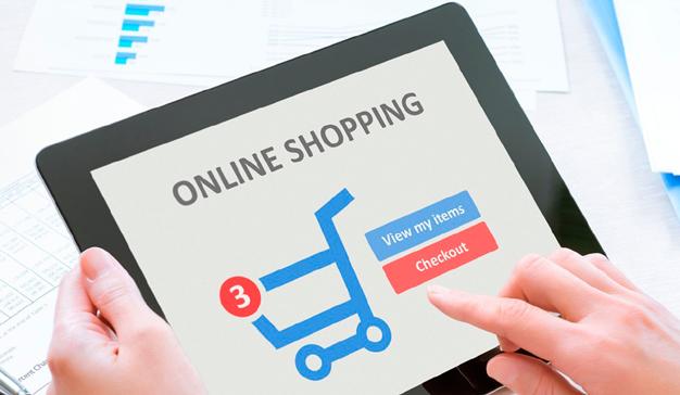 Así influyen las pantallas táctiles sobre nuestras compras online