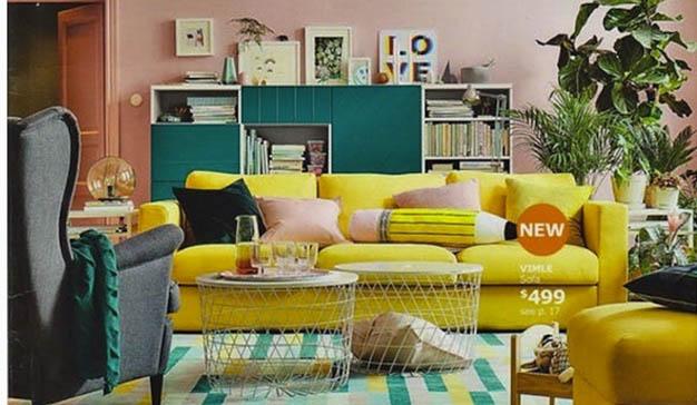 """""""Tranquilo que en tu buzón está la salvación"""": llega el nuevo catálogo de IKEA"""