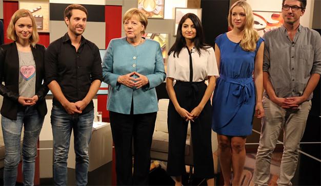 Angela Merkel o por qué las elecciones se ganan en las urnas y también en YouTube