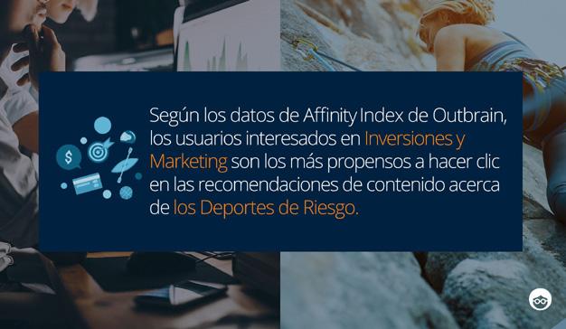 """Affinity Index: revelando los momentos de """"Discovery"""" a través de diferentes contenidos"""