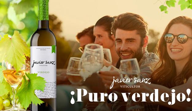"Javier Sanz Viticultor presenta la campaña veraniega ""Puro Verdejo"""