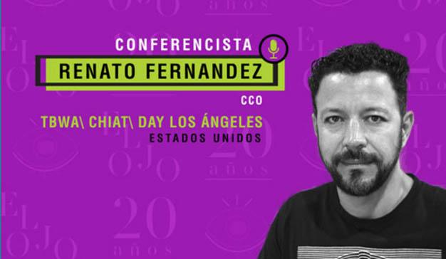 El Ojo anuncia dos nuevos conferencialistas: Chuck Porter y Renato Fernandez