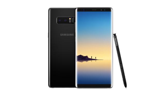 Galaxy Note 8: el nuevo móvil de Samsung aterriza a lo grande