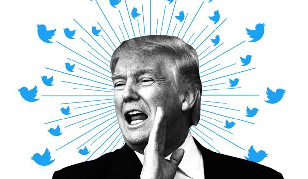 Donald Trump, el tesoro de 2.000 millones de dólares de Twitter