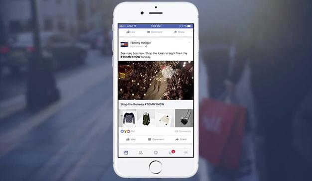 Facebook anuncia los catálogos interactivos en Collection