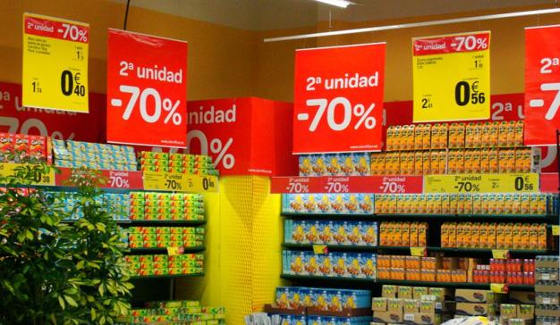 """Las acciones promocionales en Gran Consumo son """"mano de santo"""" para ganar nuevos clientes"""