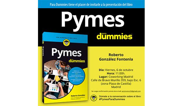 Roberto González Fontenla: 'Pymes para Dummies'