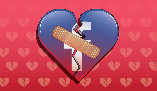 """Facebook planea partir en dos su """"newsfeed"""" (y dejar con el """"corazón partío"""" a las marcas)"""