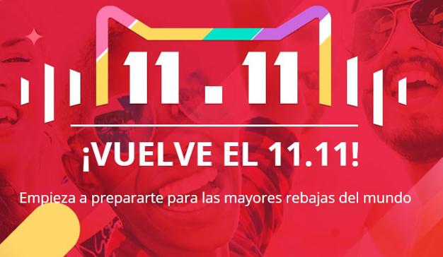 España calienta motores para cazar suculentas ofertas el 11.11 (el otro Black Friday)
