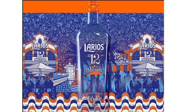 """Larios 12 crea la primera edición especial para homenajear al """"Tardeo"""""""