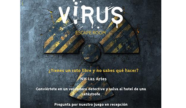 """NH Las Artes sorprende con """"The Hotel Escape"""", el primer Escape Room de NH"""