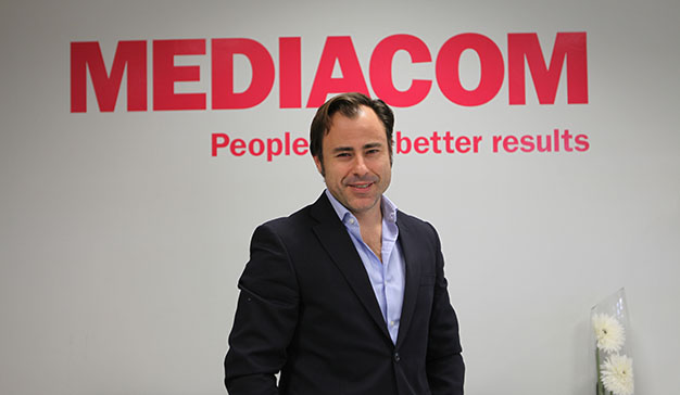 Tacho Orero se incorpora a MediaCom España como Head of Digital