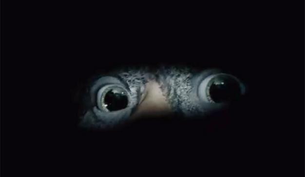 ¿Es este monstruo agazapado debajo de la cama el protagonista de lo nuevo de John Lewis?