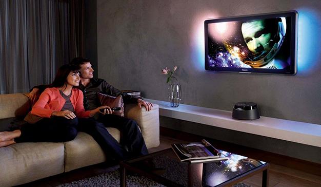 La televisión alcanza al 70% de la población de un país en un día y casi al 100% en un mes