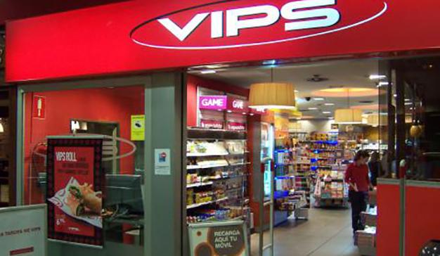 Las tiendas Vips pasarán a ser restaurantes a lo largo de 2018