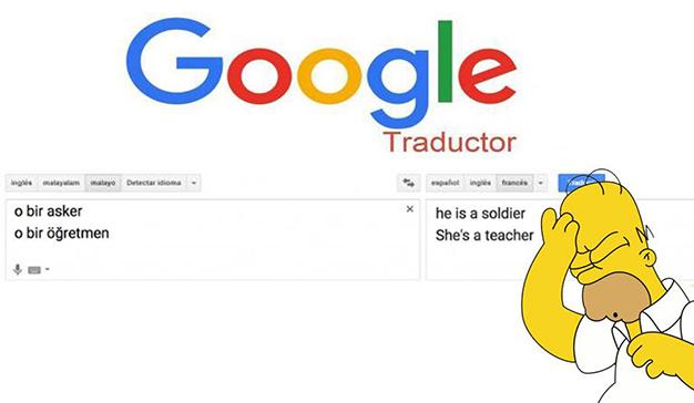 Google Translate tiene un problema con los sesgos sexistas