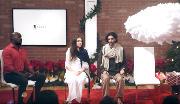 ¿Quién fue el verdadero padre de Jesús? Esta campaña moderniza la historia en clave de humor