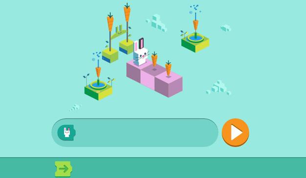 Google quiere que los niños aprendan a programar con su nuevo Doodle