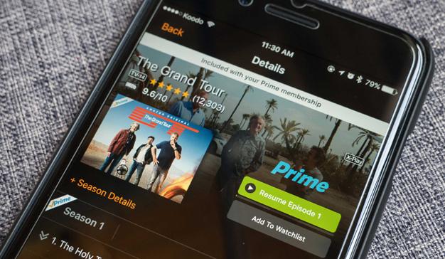 Amazon refuerza su servicio de vídeo en España con acuerdos con Atresmedia, Mediaset y RTVE
