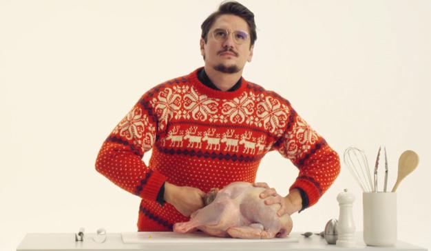 ¿Se le atraganta el relleno del pavo de Navidad? No se pierda este cómico vídeo de Renault