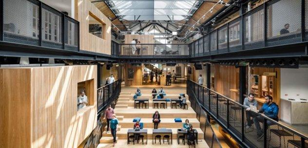 """15 oficinas muy """"cool"""" que sacarán la envidia (cochina) que lleva dentro"""