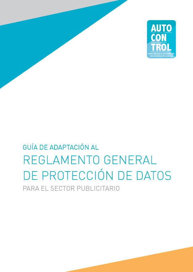 AUTOCONTROL presenta una guía gratuita para ayudar a las empresas publicitarias a adaptarse al RGPD