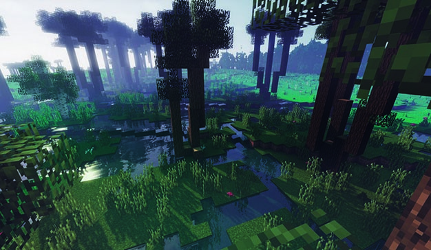 Greenpeace se inspira en Minecraft para luchar contra la tala de árboles
