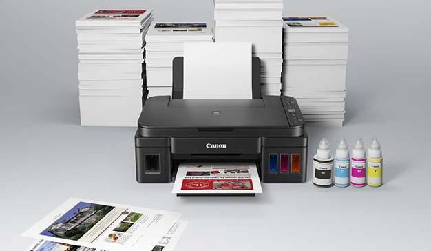 Canon Europa lanza las impresoras PIXMA G con depósitos de tinta rellenables