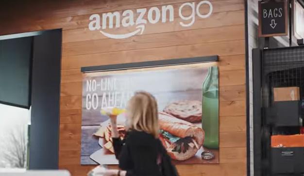 El supermercado Amazon Go abre en Seattle con un año de retraso