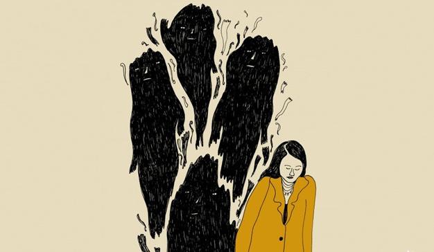 El fantasma de la depresión y la ansiedad tiene