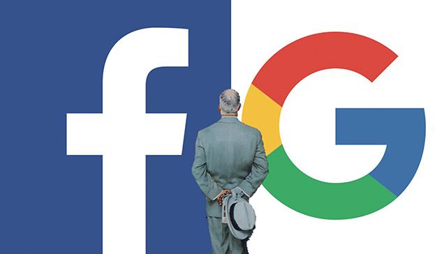 El duopolio de Facebook y Google debería admitir que son compañías de medios