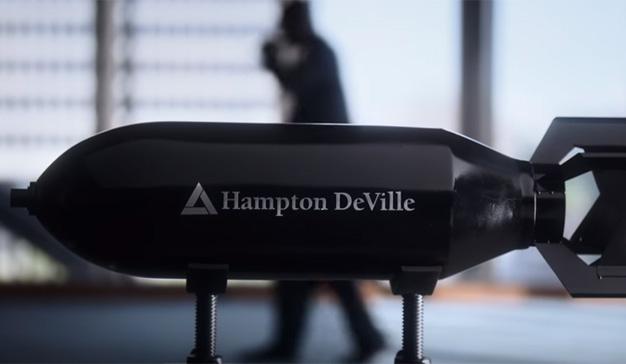 Hampton DeVille, la ficticia y omnipotente compañía creada por Comedy Central