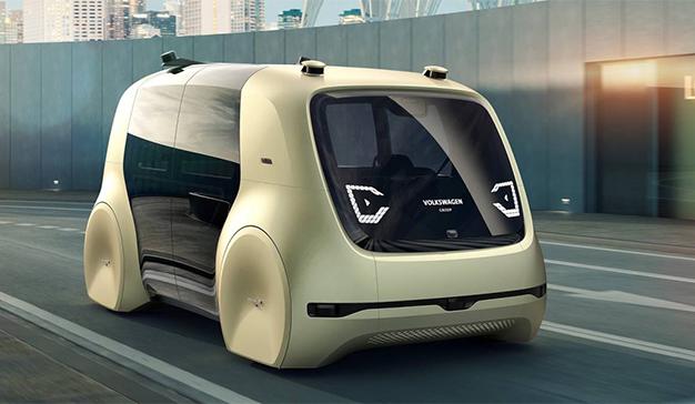 Volkswagen pisa el acelerador del coche autónomo aliándose con Aurora Innovation