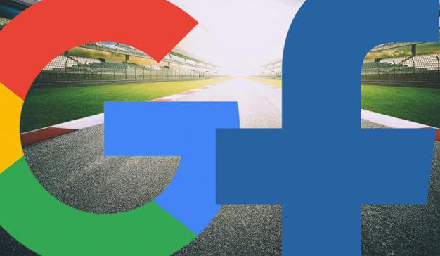 Google y Facebook