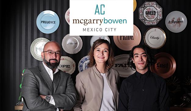 AC mcgarrybowen fortalece su equipo en México